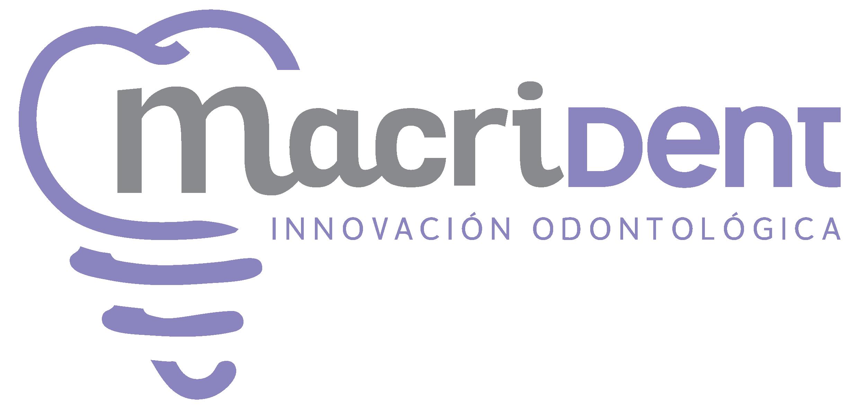 Logo clinica dental macrident caparroso navarra